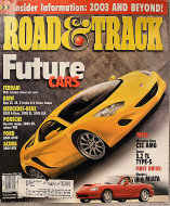 Road & Track Vol. 53 No. 1 Magazine