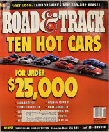 Road & Track Vol. 53 No. 3 Magazine