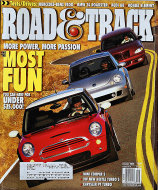 Road & Track Vol. 54 No. 5 Magazine