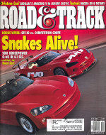 Road & Track Vol. 54 No. 8 Magazine