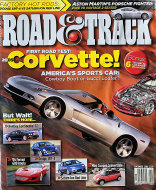 Road & Track Vol. 56 No. 1 Magazine
