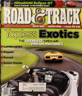 Road & Track Vol. 56 No. 10 Magazine