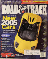 Road & Track Vol. 56 No. 2 Magazine