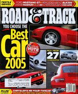 Road & Track Vol. 56 No. 3 Magazine