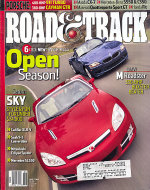 Road & Track Vol. 57 No. 10 Magazine