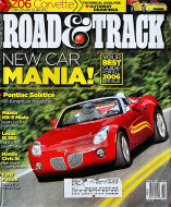 Road & Track Vol. 57 No. 2 Magazine