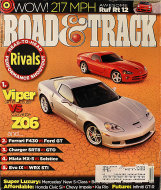 Road & Track Vol. 57 No. 4 Magazine