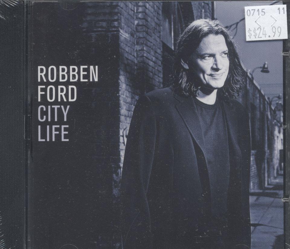 Robben Ford CD