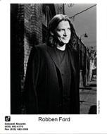 Robben Ford Promo Print