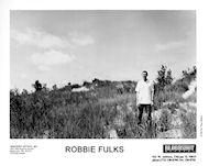 Robbie Fulks Promo Print