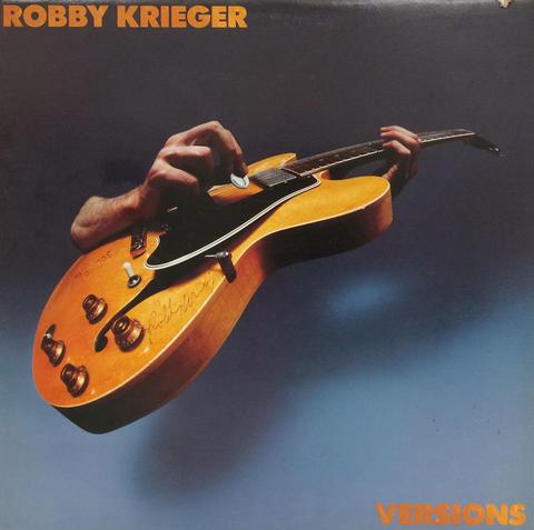 """Robbie Krieger Vinyl 12"""" (Used)"""