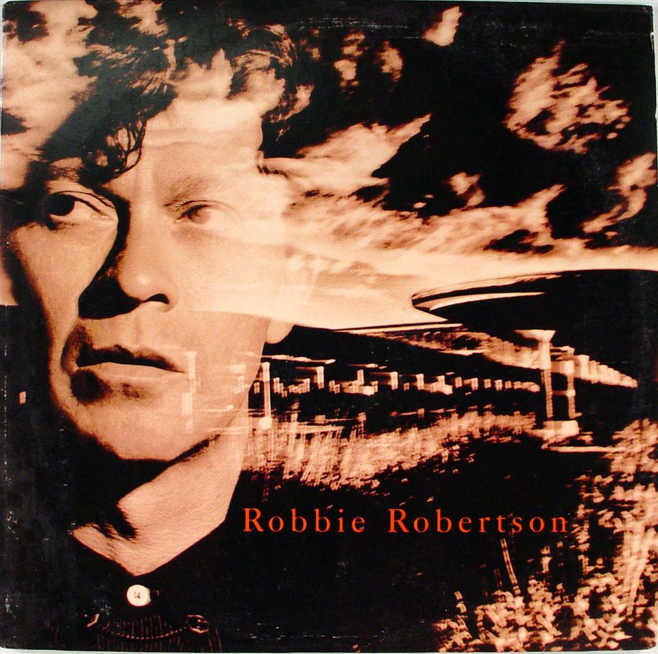 "Robbie Robertson Vinyl 12"" (Used)"