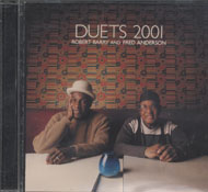 Robert Barry and Fred Anderson CD