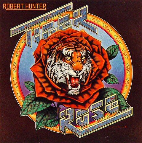 Robert Hunter Handbill