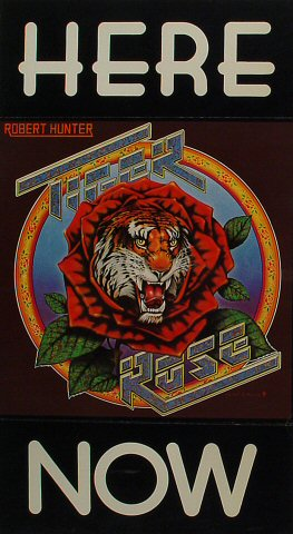 Robert Hunter Poster