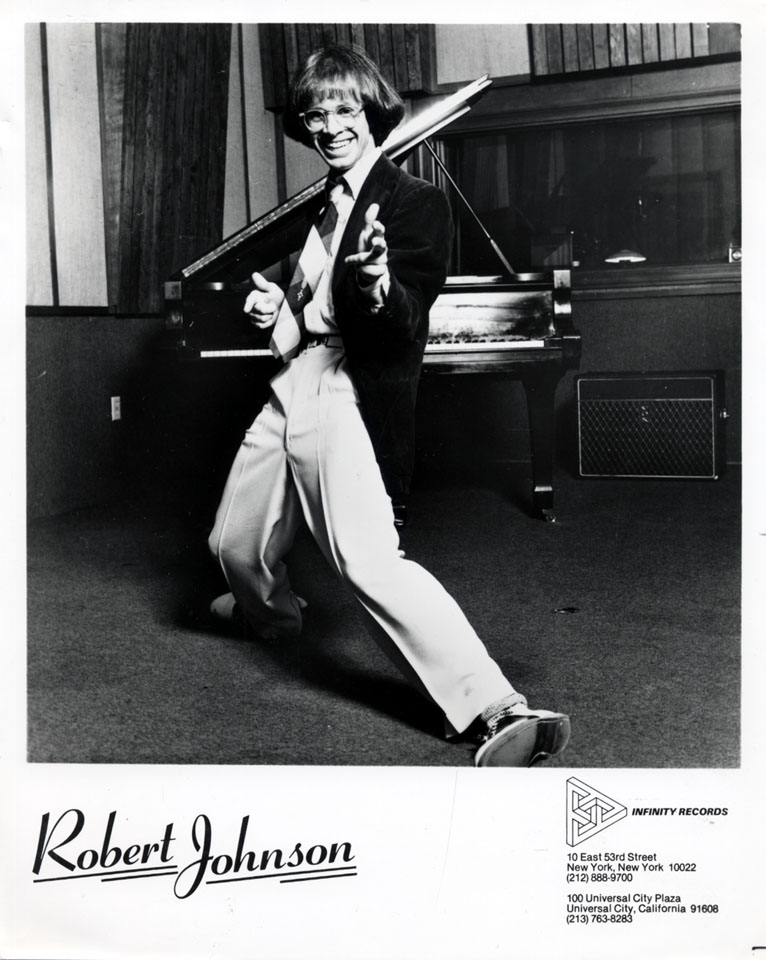 Robert Johnson Promo Print
