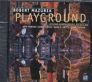Robert Mazurek / Chicago Underground Orchestra CD