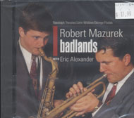 Robert Mazurek CD