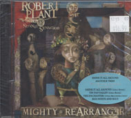 Robert Plant and The Strange Sensation CD