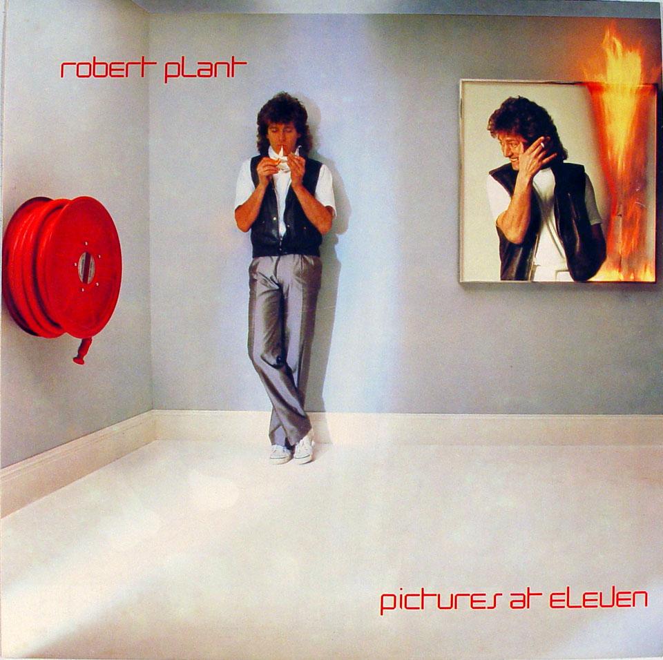 Robert Plant Album Flat