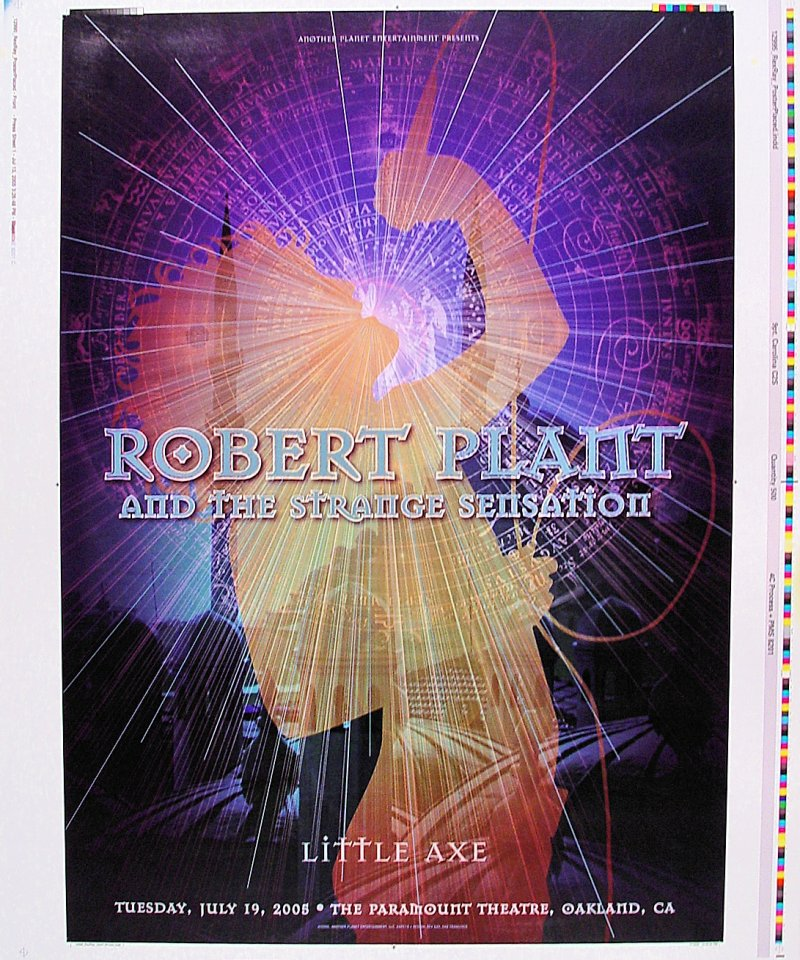 Robert Plant Proof