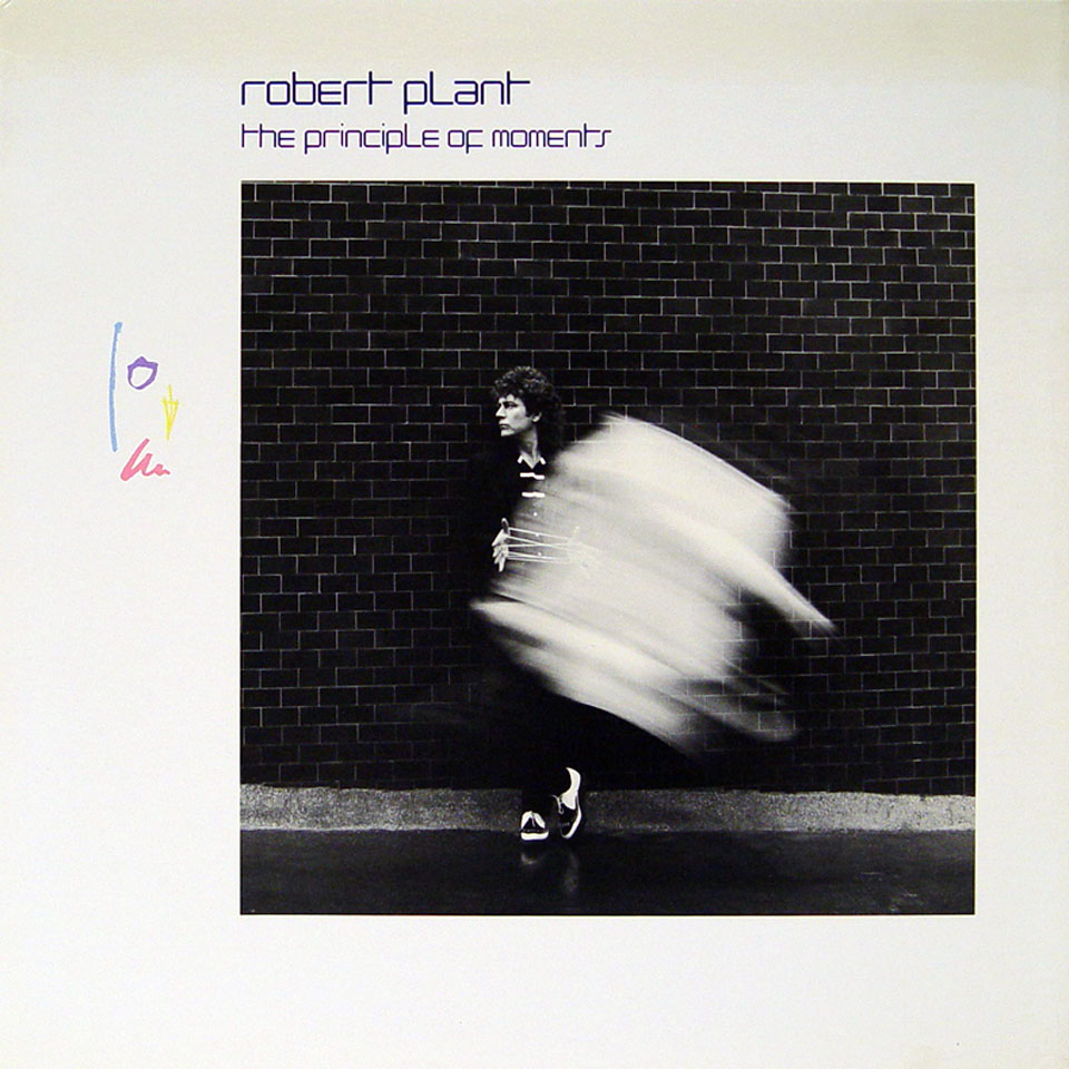 Robert Plant Vinyl 12 Quot Used 1983 At Wolfgang S