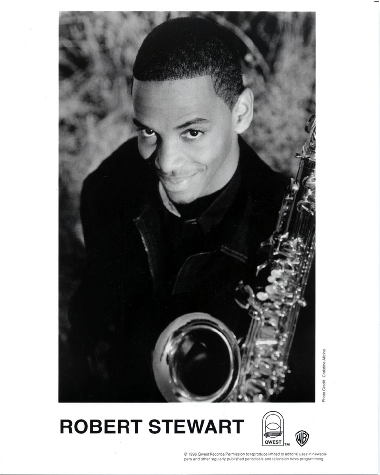 Robert Stewart Promo Print