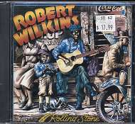 Robert Wilkins CD