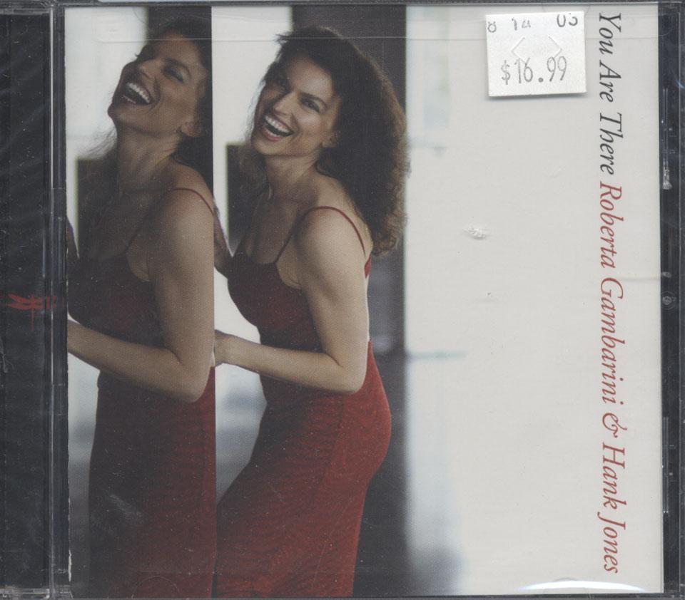 Roberta Gambarini & Hank Jones CD