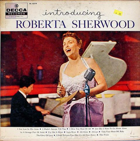 "Roberta Sherwood Vinyl 12"" (Used)"