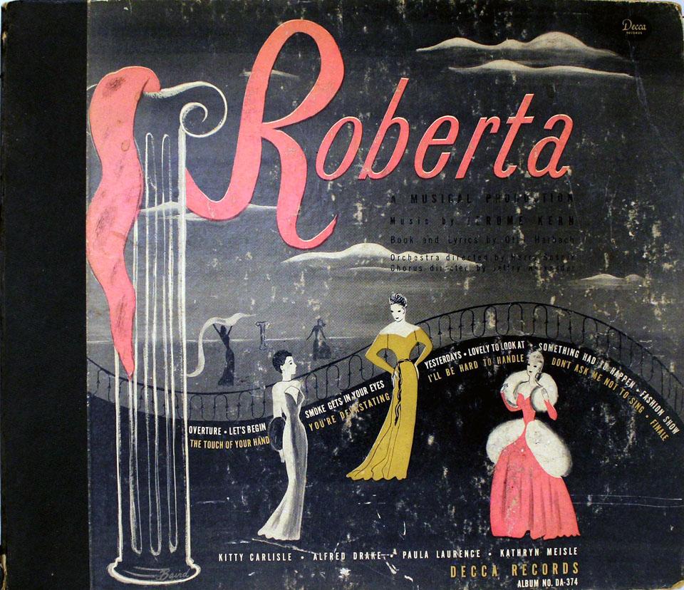 """Roberta Vinyl 10"""" (Used)"""