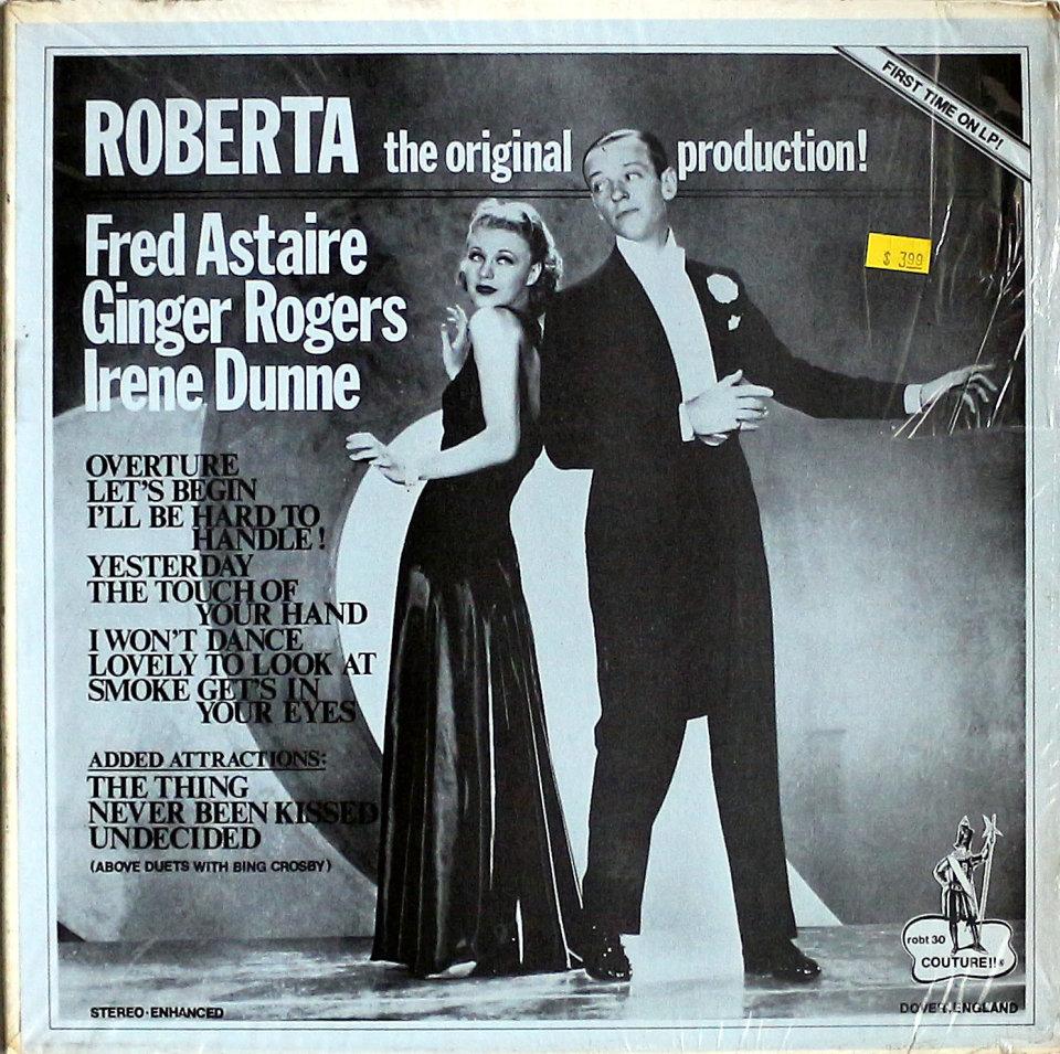 """Roberta Vinyl 12"""" (New)"""
