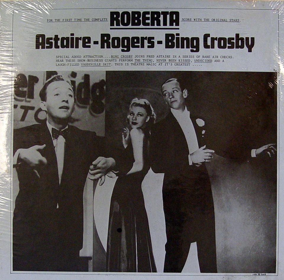 "Roberta Vinyl 12"" (New) reverse side"