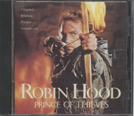 Robin Hood Prince of Thieves CD