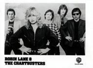 Robin Lane & The Chartbusters Promo Print