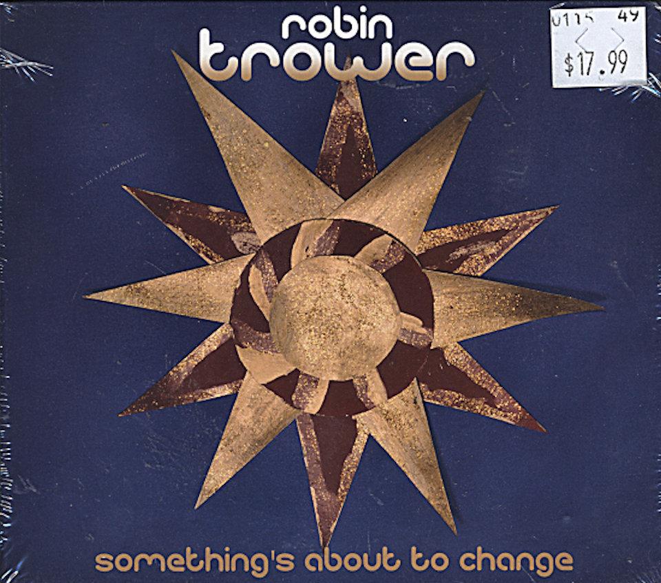 Robin Trower CD