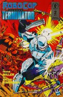 Robocop Versus The Terminator Comic Book