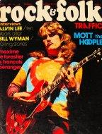 Rock & Folk No. 88 Magazine
