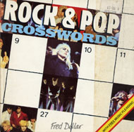 Rock & Pop Crosswords Book