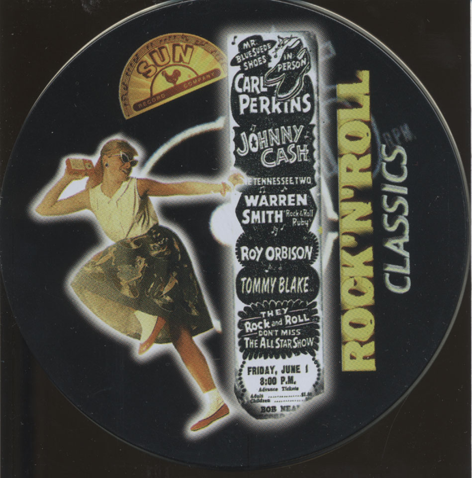 Rock and Roll Classics CD