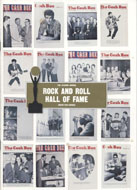 Rock And Roll Hall Of Fame Induction Dinner Program