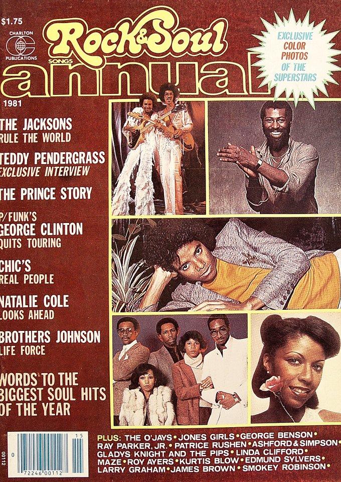 Rock & Soul Annual 1981