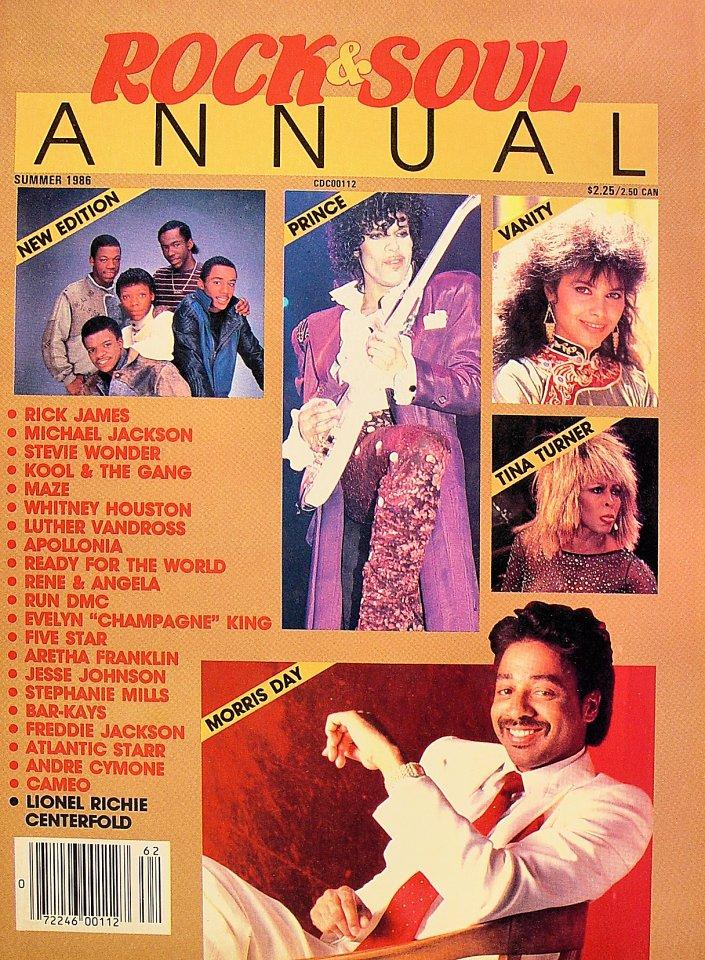 Rock & Soul Annual 1986