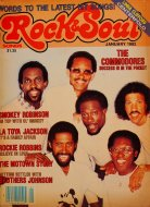 Rock & Soul Magazine January 1982 Magazine