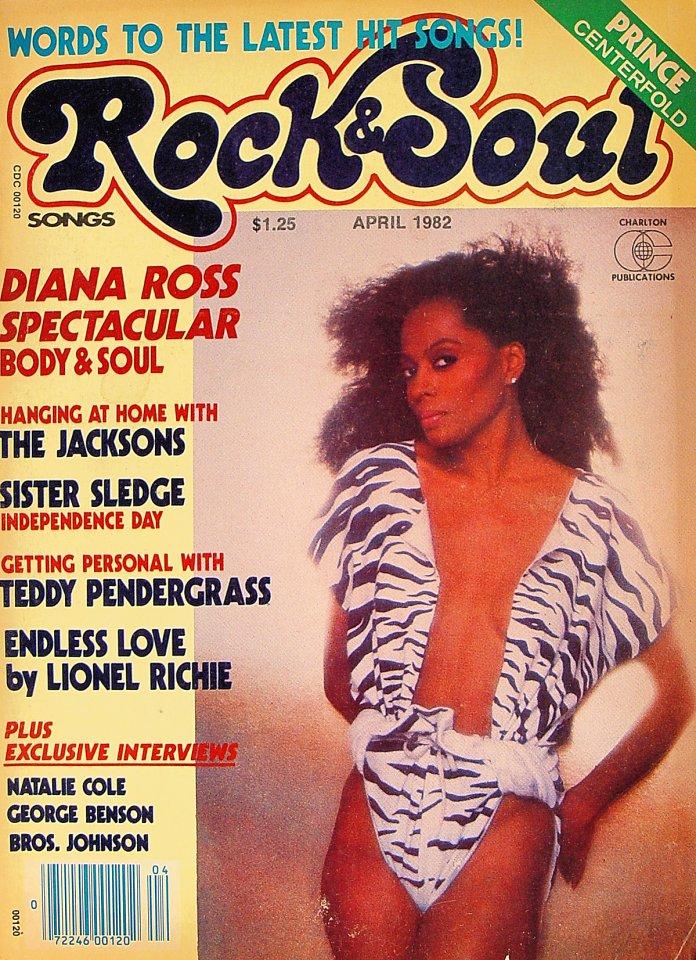 Rock & Soul Vol. 27 No. 156