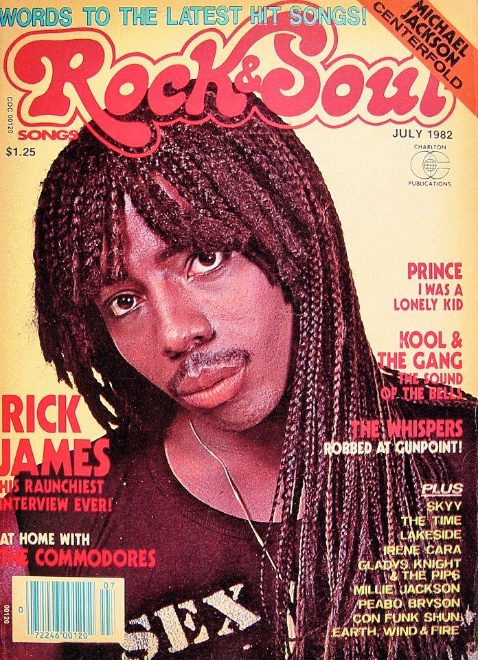 Rock & Soul Vol. 27 No. 158