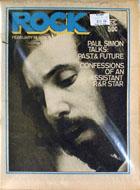 Rock Feb 14,1972 Magazine