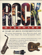 Rock Hardware: 40 Years of Rock Instrumentation Book
