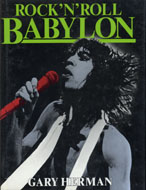 Rock 'N' Roll Babylon Book