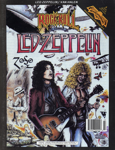 Rock 'N' Roll Comics Issue 6 Comic Book